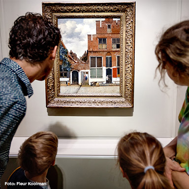 Vermeer komt thuis