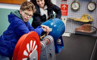 Children in Museums Award nominatie voor Het Spoorwegmuseum!