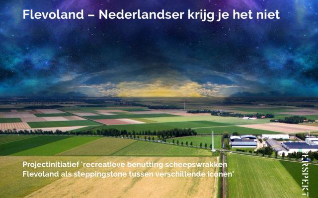 Het karakter van Flevoland