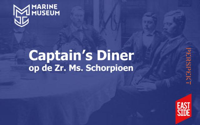 Interactief Captain's diner