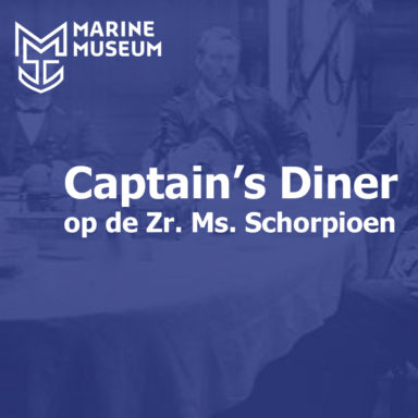 Interactief Captain's diner